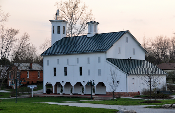 Everall Barn Westerville